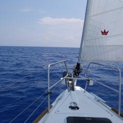 sailing-downwind
